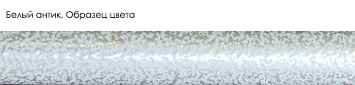 Образец расцветки белый антик для Теремков