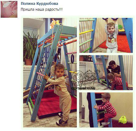 Отзывы о детских спортивных комплексах. Какой выбрать?