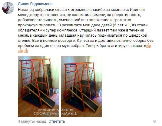 отзыв о покупке в магазине спортивный малыш dsk-detki.ru металлический комплекс дск теремок для дома и дачи с пиратской площадкой