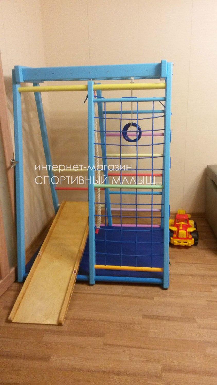 Фото-отчет деревянного теремка из г. Новосибирск